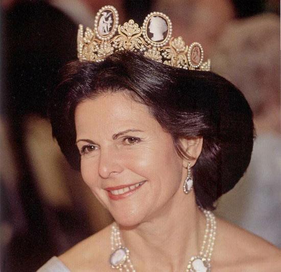 nbsp; 皇后的皇冠