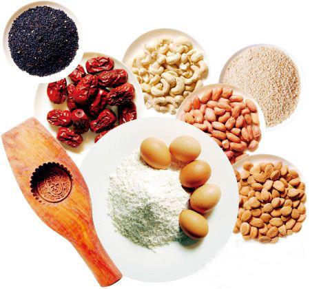 中秋节的美食-中秋饮食记