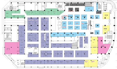 户型 户型图 平面图 设计 素材 400_238