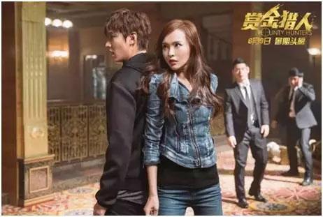 李敏镐欧巴和钟汉良合作的有趣故事?